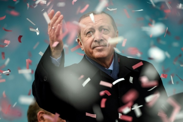 TURKEY-NETHERLANDS-POLITICS-ERDOGAN