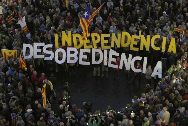 SPAIN-CATALONIA-POLITICS-JUSTICE-DEMONSTRATION